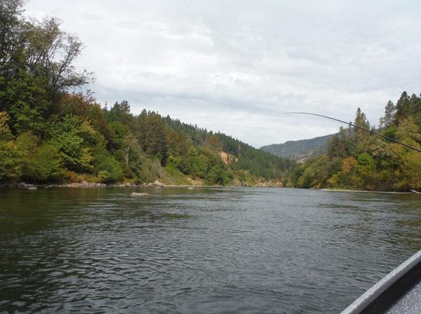 More fishing yuriko hirsch for Rogue river oregon fishing